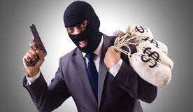 Fleeing Robbers Arrested